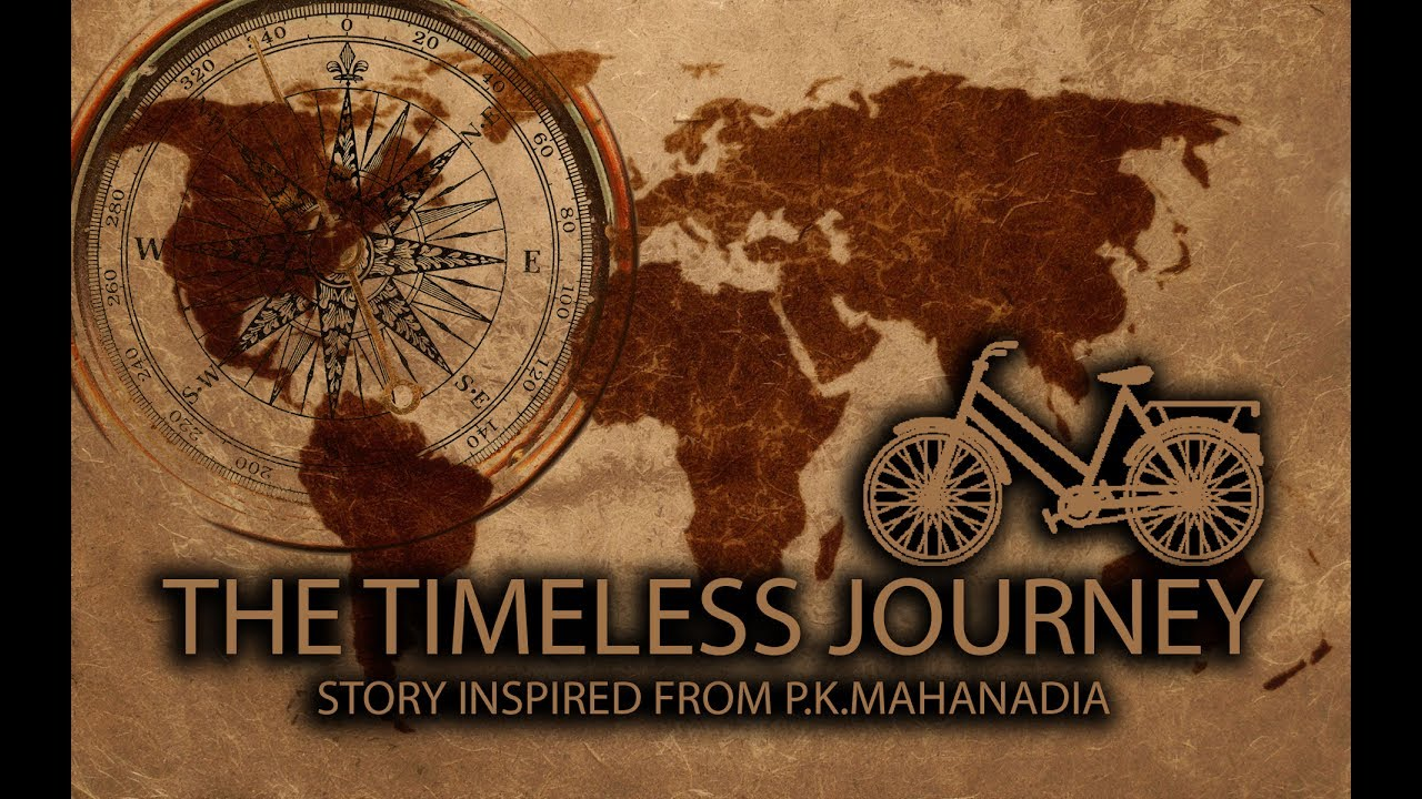 The Timeless Journey Love Story Of Pk Mahanandia Traveled To