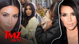 Paris Judge Heads to New York For Kim Kardashian Robbery Case | TMZ TV