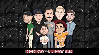 The Barstool Yak with Big Cat & Co || Thursday, June 3rd, 2021