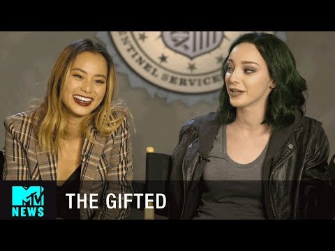 'The Gifted' Cast On Which X-Men They Would Like To See On the Show | MTV News