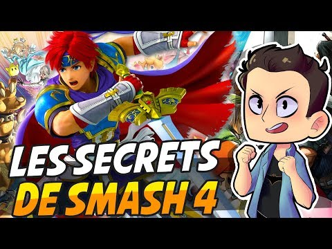LES SECRETS DE SMASH !!!