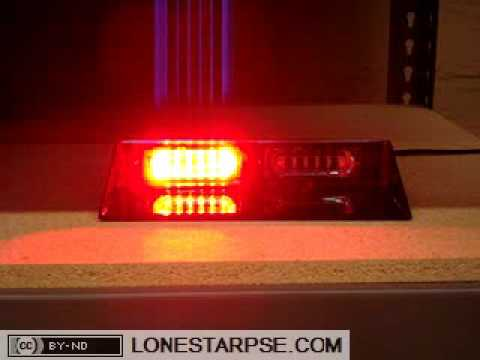 Axixtech DXM206 LED Dash Light