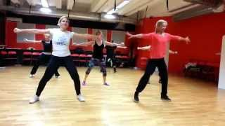 KyRaya Base choreography, Tom Novy-Your Body
