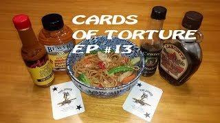 Spicochist Cards - Episode #13 (Spicy Noodles)