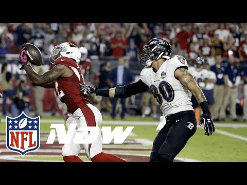 Ravens vs. Cardinals Highlights in 60 Seconds! (Week 7) | Monday Night Football