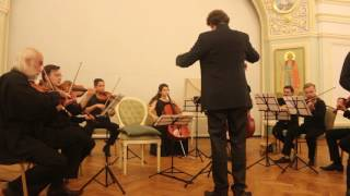 Alessandro Marcello - Concerto for Oboe and Strings in D minor ре минор S Z799
