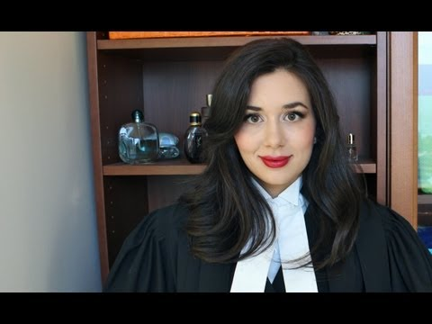 • What to Wear to Become a Lawyer: Call to the Bar Ceremony •