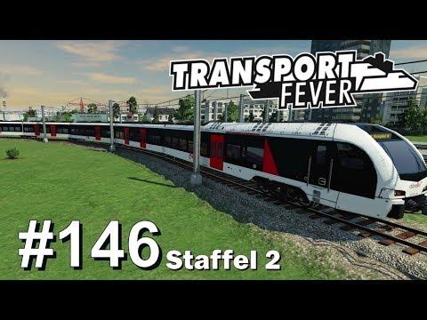 TRANSPORT FEVER S2/#146: Nun fahren sie auch noch los [Let's Play][Gameplay][German][Deutsch]