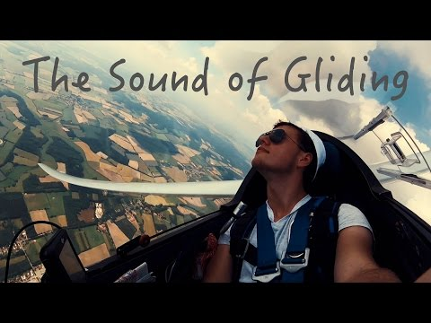 The Sound of Gliding