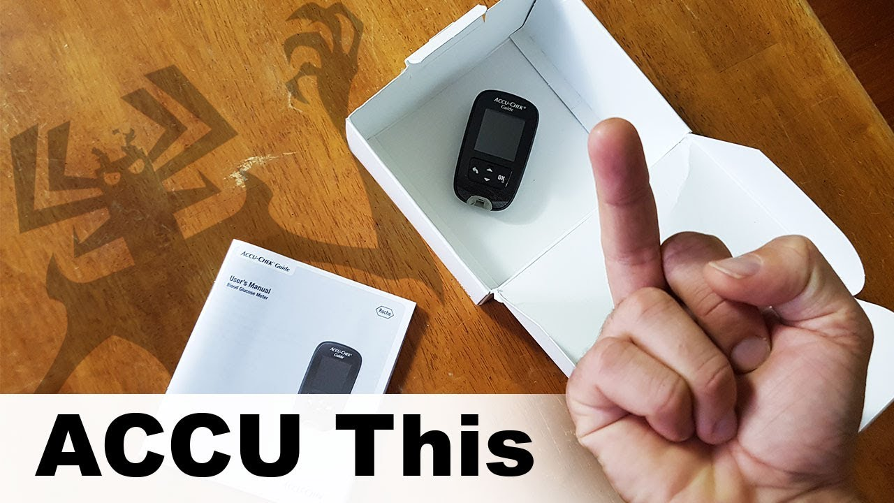 Free Blood Glucose Meter >> Free Blood Glucose Monitor Accu Chek Guide Unboxing Youtube