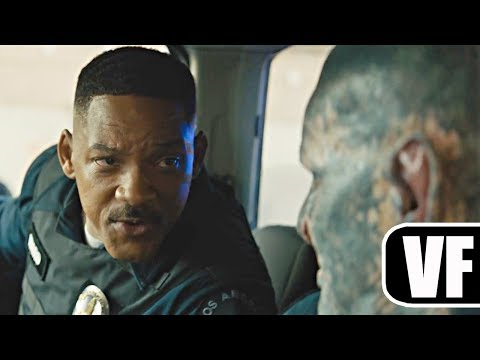 BRIGHT Nouvelle Bande Annonce VF (2017) Will Smith, Science Fiction streaming vf