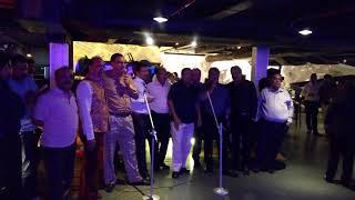 Mere Sapno Ki Rani - Rotary club Karaoke hosted by Karaoke Knights India in CP