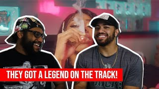 Mulatto - B*tch From Da Souf (Remix) ft. Saweetie & Trina | Reaction