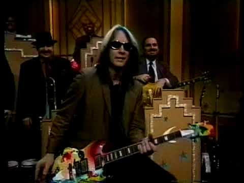 1999 - Todd Rundgren Sits In with Conan O'Brien's Late Night Band