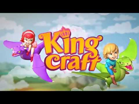 Kingcraft Game Trailer