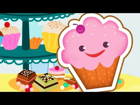 MUFFIN MAN Song for Children | Nursery Rhyme with Lyrics