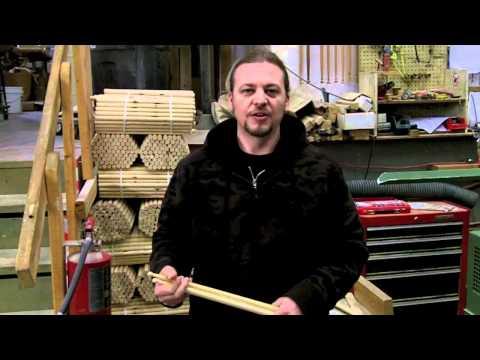 Jay Waterman SilverFox Drumstick Endorsement