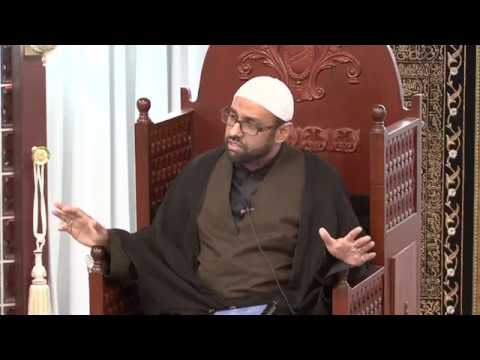 Lessons from the Upbringing of Sayyida Zaynab (as) - Sheikh Jaffer H. Jaffer - 15th Rajab 1438
