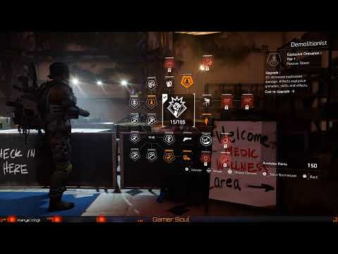 The Division  2: Warlords Of New York DLC Gameplay. |