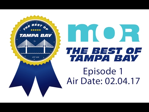The Best of Tampa Bay | WMOR TV Saturday Mornings at 8 AM | Episode 1 Dining Edition