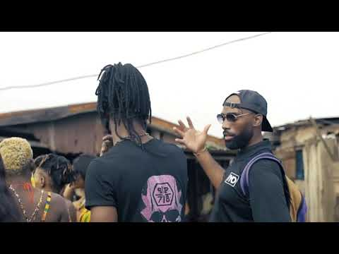 Runtown – Oh Oh Oh (Lucie) B-T- S with Director Isaac Yowman
