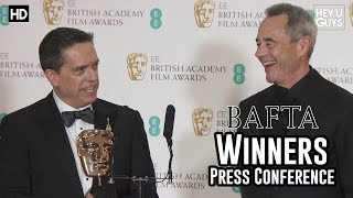 Coco - Best Animation Press Conference - BAFTA Film Awards 2018