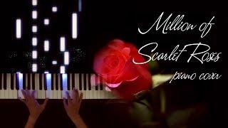 Алла Пугачева ( Alla Pugachyova ) - Миллион Алых Роз ( Million of Scarlet Roses ) - Easy Piano Cover