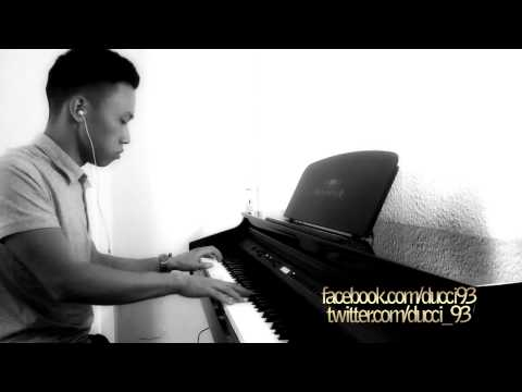 Madcon feat. Kelly Rowland - One Life (piano cover by Ducci, lyrics, download, HD)