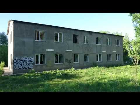 заброшенные здания в тушино