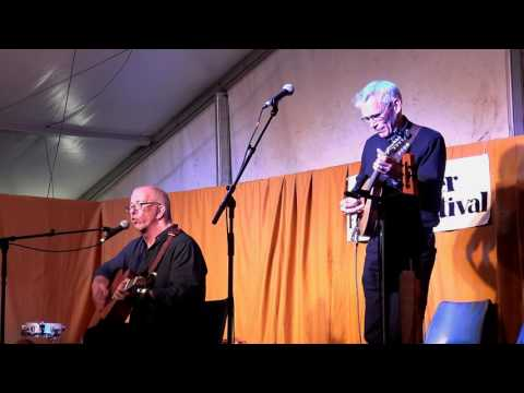 James Keelaghan & Hugh McMillan @Chester Folk Festival 2017