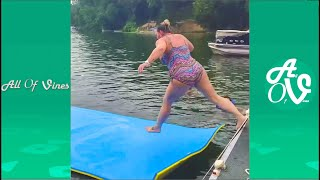 Try Not To Laugh  Impossible Challenge Funny Videos2021 | Best AFV Funny Vines #8