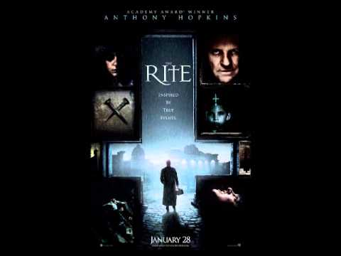 The farwell-The Rite soundtrack poster
