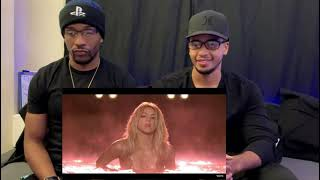 Shakira - Can't Remember to Forget You ft. Rihanna(REACTION)