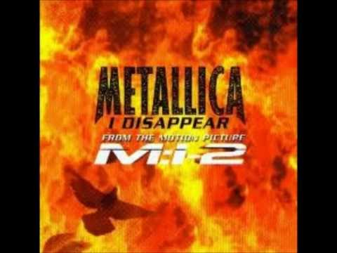 Metallica I Disappear D tuning