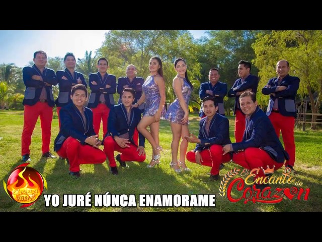 YO JURE NUNCA ENAMORARME - El Encanto de Corazon