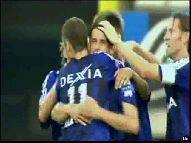 2006-2007 - Club Brugge - AA Gent - GOAL Bosko Balaban