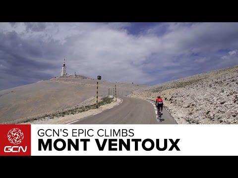 Mont Ventoux - GCN's Epic Climbs
