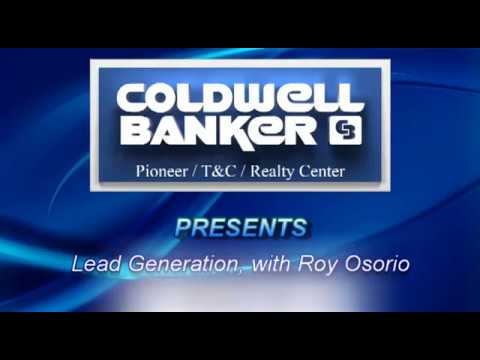 Live In House Training- Lead Generation with Roy Osirio