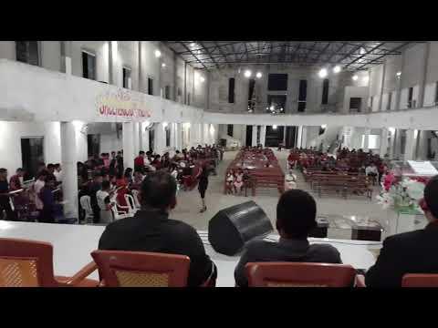 Semana do Avivamento na Assembleia de Deus em Centro do Guilherme-MA