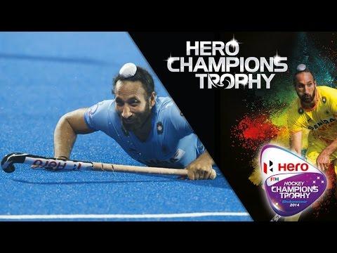 Germany vs India - Men's Hockey Champions Trophy 2014 India Group B [6/12/2014]