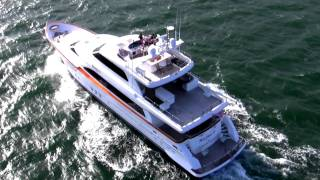 Touring a Mega Yacht...The Maximus II