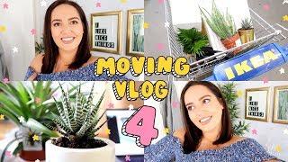 MOVING VLOG 4 : IKEA Shopping!