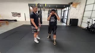 9 Basic Punching Combos (1-9 Series)