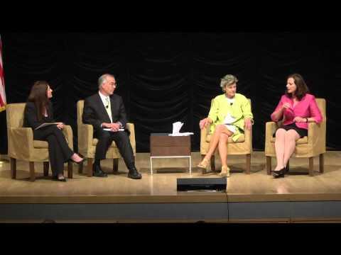 David Brooks, KT McFarland, and Cokie Roberts | USGLC Impact 2012 Symposium