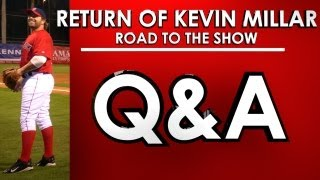 Q&A - MLB 13: The Show - Road to the Show - Kevin Millar: Episode 7