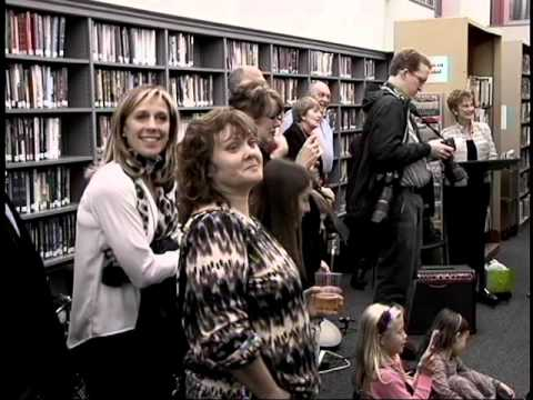 Les Miserables Flash Mob At The Reading Public Library