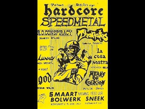 Hardcore Speedmetal [1988][Full Split Tape Live][HQ] - YouTube