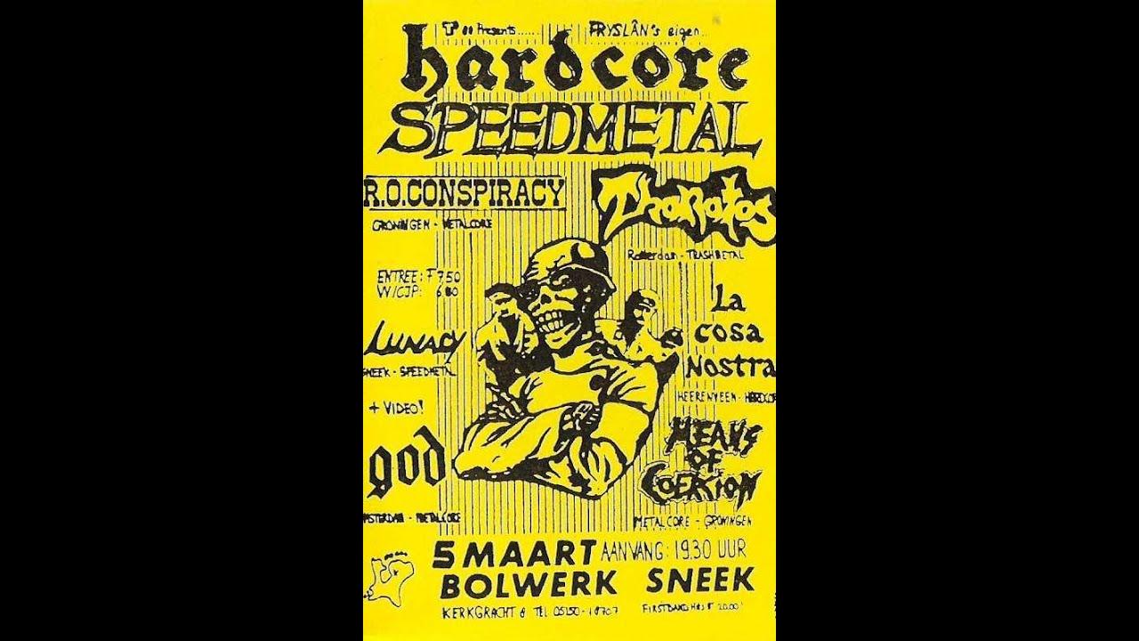 Hardcore Speedmetal [1988][Full Split Tape Live][HQ]