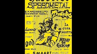 Hardcore Speedmetal [1988][Full Split Tape Live][HQ]