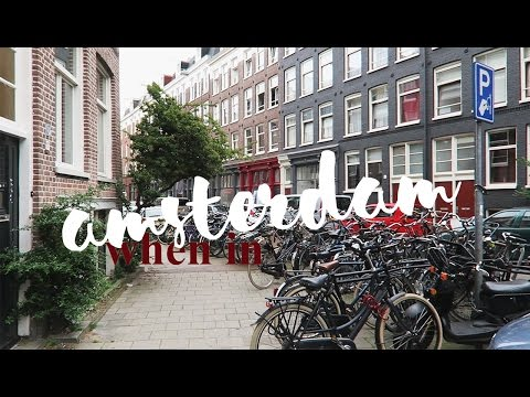 When in Amsterdam | Weekend vlog from the Netherlands